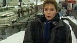 Loď Kamýk se částečně potopila (1997)