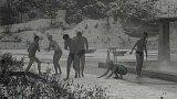 Venkovní podolský bazén otevřený celoročně