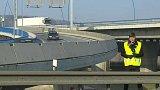 Kontrola mostů a silnic z družice