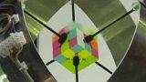 Nový rekord ve složení Rubikovy kostky