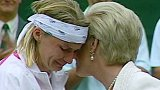 Wimbledonské slzy