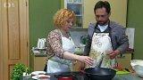 Vaříme z rebarbory a batátů