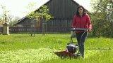 Snadné sečení vysoké trávy