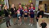 Národní cheerleadingový team
