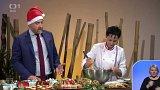 Francouzské pečení na vánoce - 1. část