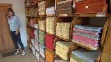 Želetice: ruční výroba papíru