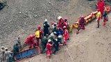 Tragická nehoda autobusu v Peru
