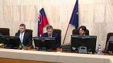 Vládní krize na Slovensku