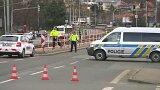 Tragická dopravní nehoda v Hostivaři