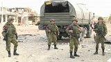 Dozvuky sobotních koaličních úderů v Sýrii