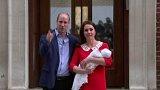 Nejmladší člen britské královské rodiny