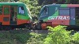 Srážka vlaků na Českokrumlovsku
