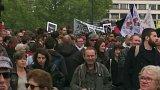 Nová vlna demonstrací ve Francii