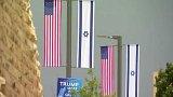 Otevření velvyslanectví Spojených států v Jeruzalémě