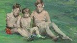 Tři generace malířů v Nové galerii