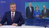Německá koaliční jednání