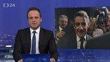 Sarkozyho zadržení