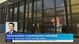 Referendum o karlovarské kolonádě