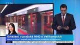 Omezení v pražské MHD o Velikonocích