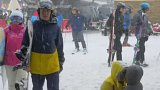 Ruští lyžaři si oblíbili Soči