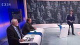 Stalin - 65 let od smrti diktátora - hosté ve studiu