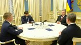 Nedostatek energií na Ukrajině