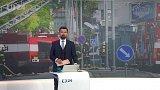 Požár v Hostivaři: Škoda za 45 milionů