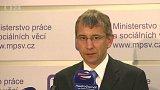 Policie stíhá bývalého ministra Drábka