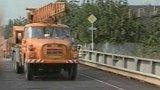 Tři mosty na Mírové ulici v Brně (1988)