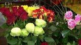 Valentýnské květiny - 2. část + anketa
