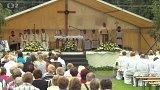 Primiční mše dominikána Petra Dvorského