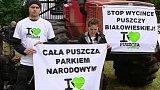 Pokuta pro Polsko za kácení Bělověžského pralesa