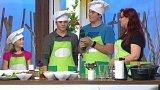 Zdravé a hravé vaření pro děti - 1. část