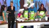 Zdravé a hravé vaření pro děti + VIP maminka - Pavla Vitázková - 2. část