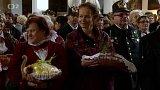 Dožínky čtyř národů v Ostravě-Kunčičkách
