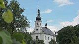 Rekonstrukce kostela sv. Jana Nepomuckého v Karlovicích