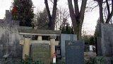 Náhrobek Kláry Květoňové, Brno Ústřední hřbitov