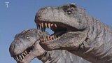 Dinopark v galerii Harfa