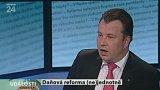 Daňová reforma (ne)jednotně