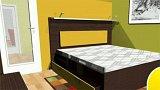 Ložnice pro klidný spánek