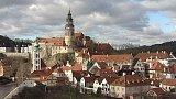 Český Krumlov v noci zasáhlo zemětřesení o síle 2,5 stupně Richterovy škály