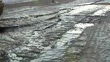 Havárie na vodovodu v Karlových Varech