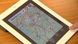Mobilní aplikace na šumavské Modravě