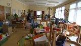 Děti z mateřské školy v Dubé se vracejí do své původní budovy
