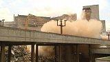 Při demolici KD v Plzni nalezen azbest