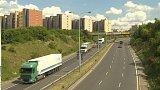 Kamiony zatím zákaz vjezdu do centra Prahy nedostanou - dohodli se na tom zástupci ministerstva dopravy a magistrátu