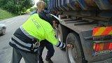 Kraj Vysočina má málo odstavných parkovišť ke kontrole kamionů