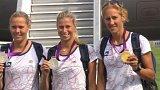 Další část české olympijské výpravy je doma