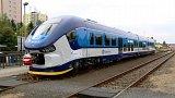 Vyjíždí nové vlaky RegioShark