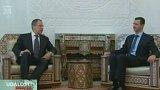 Ruská návštěva s Damaškem